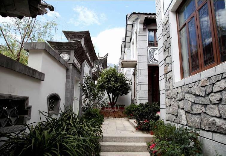 在云南大理,邂逅文艺范儿的别墅?院子三合院惠东古城狮子山图片