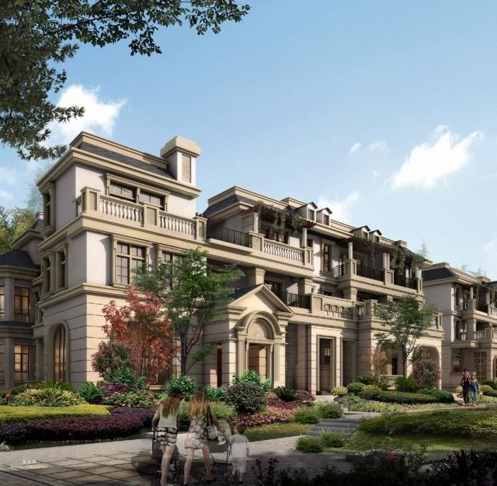 法式建筑:百年经典,时光雕刻出的浪漫情怀!
