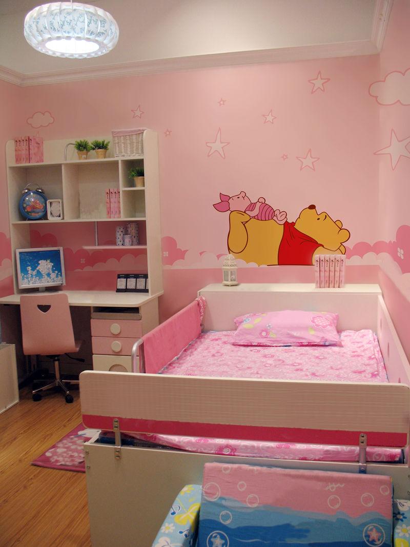 儿童房手绘墙画壁画 儿童房墙画专版