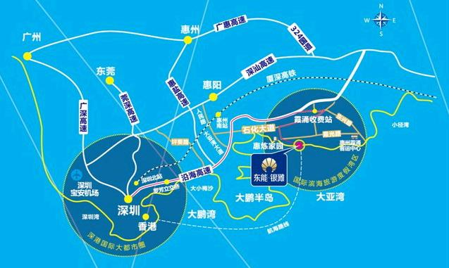 山海高速规划图
