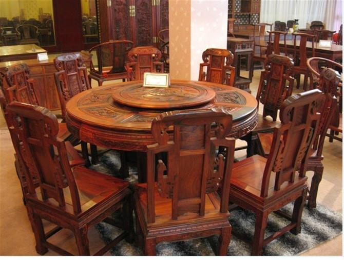 喜欢红木家具,明清风格装修的进来看看