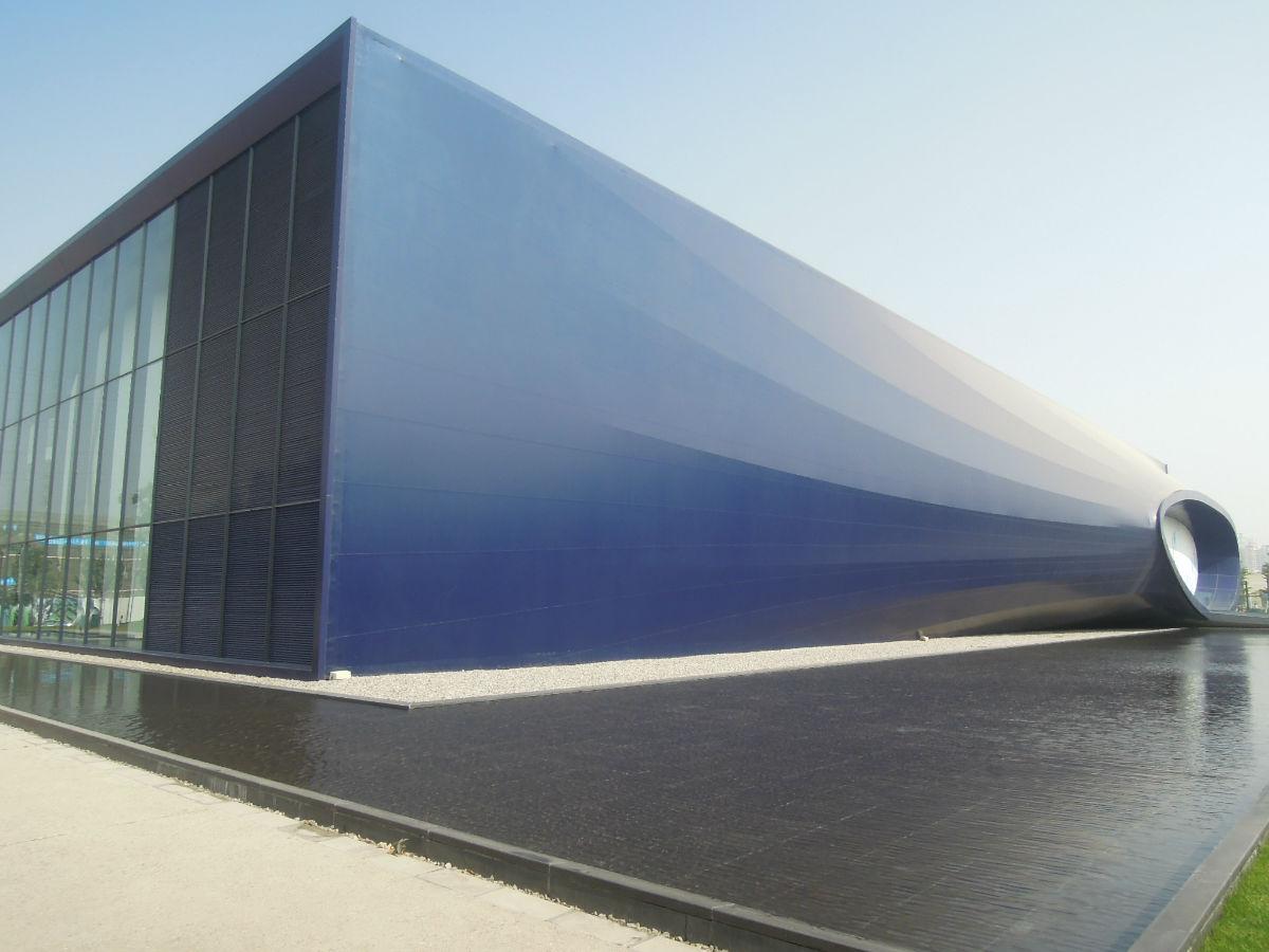 前海展示厅周边转一圈