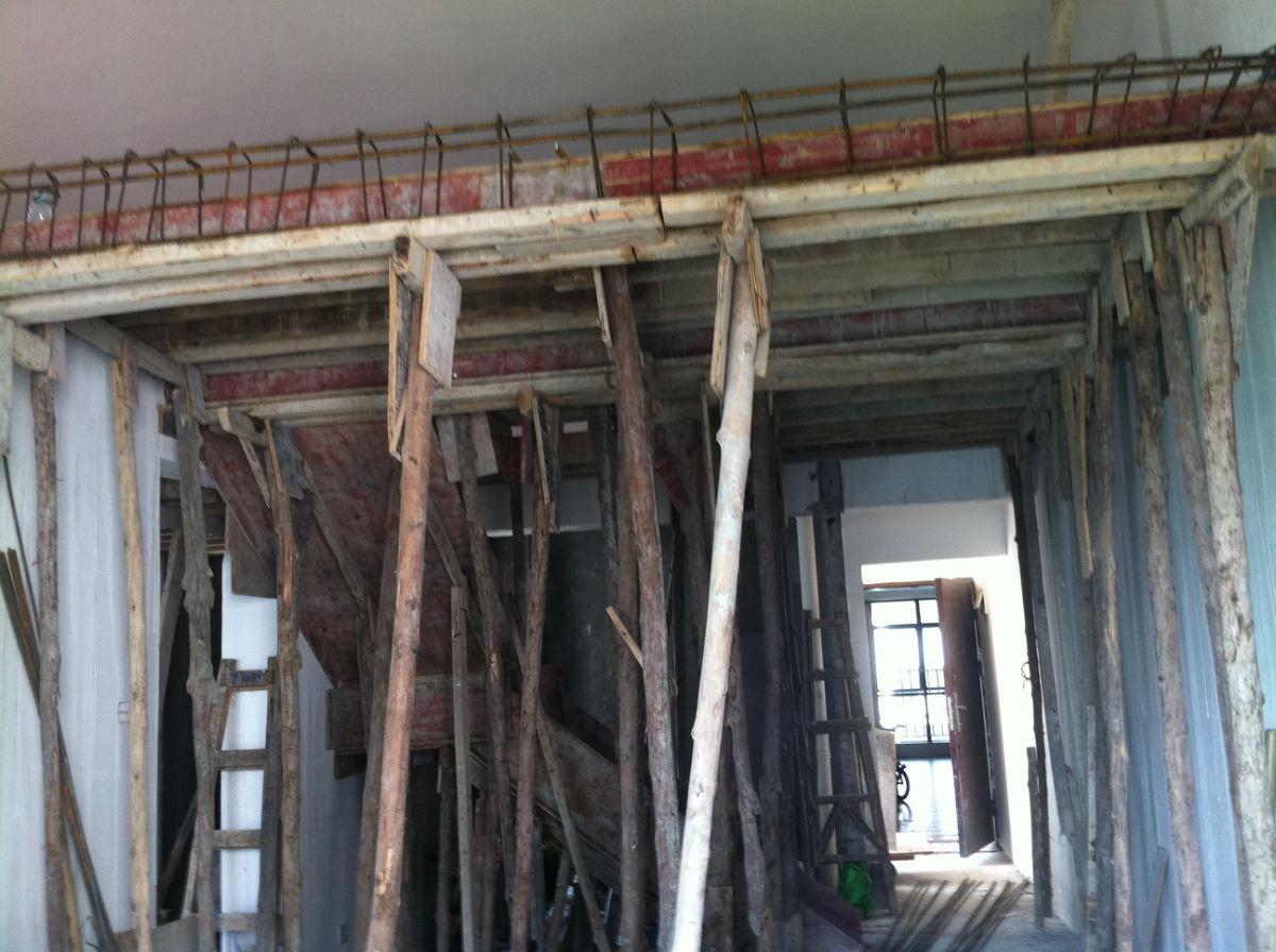 顶层带阁楼装修
