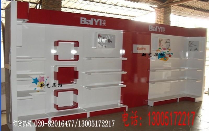 家在深圳  装修论坛 装修采购  > 新艺展柜鞋店装修设计/烤漆鞋柜设计