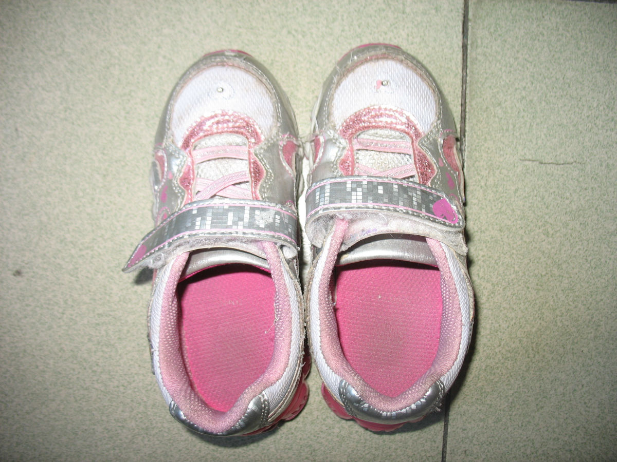 包鞋的步骤图片