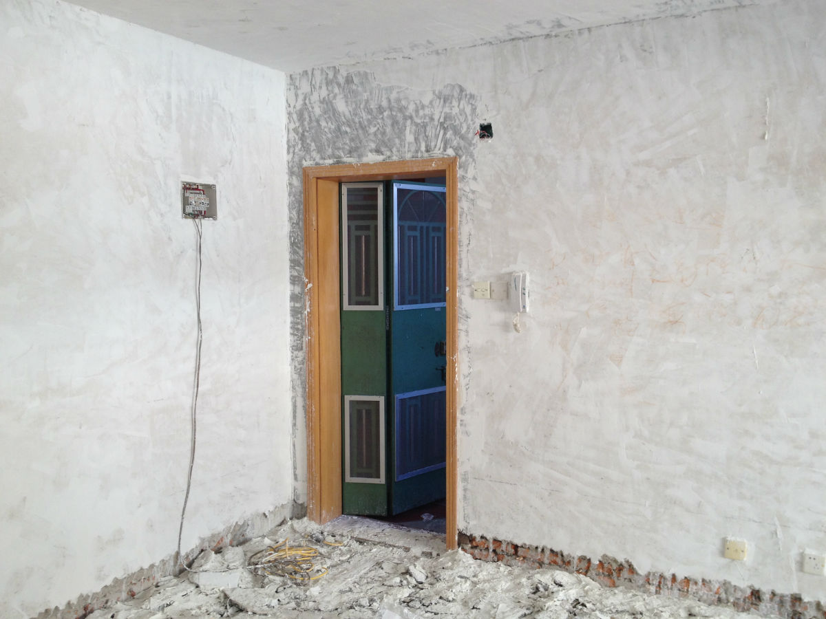 桃源村69栋旧房翻新装修全过程记录