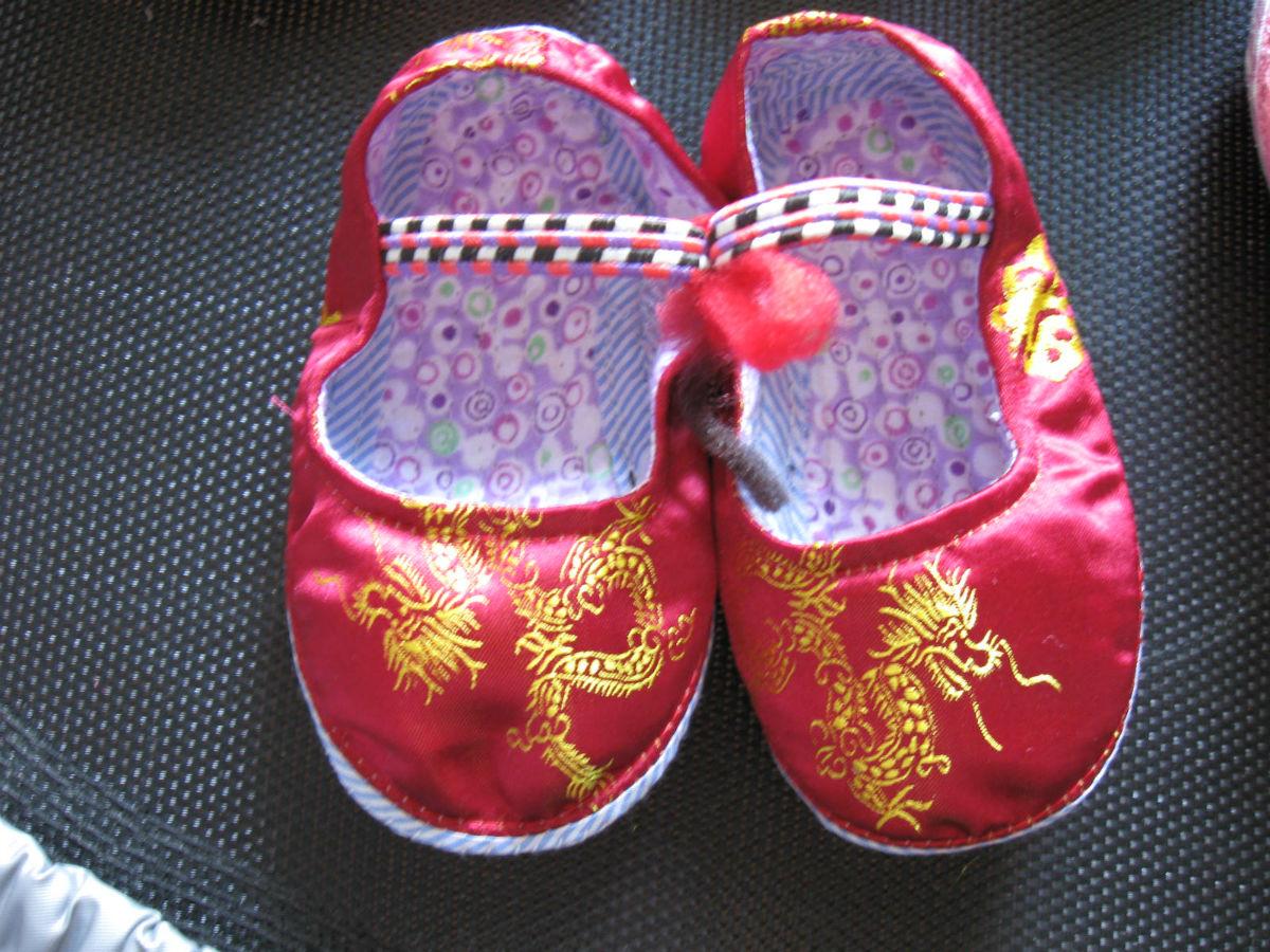 手工的宝宝布鞋手工布鞋有人要的吗?要的人全部批发价