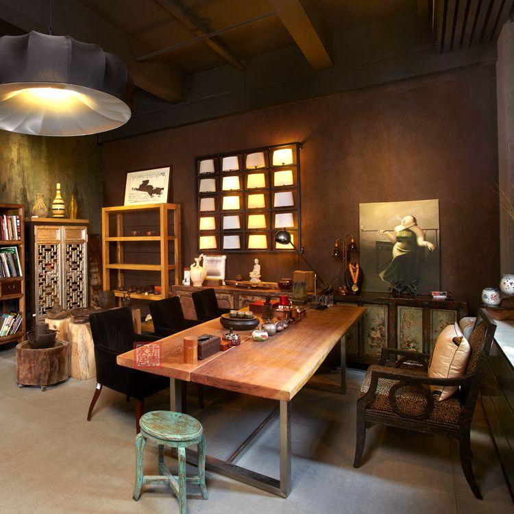 中西结合现代复古装修创意新贵一族