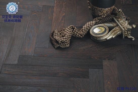 酸枝木地板——实木地板中的保时捷