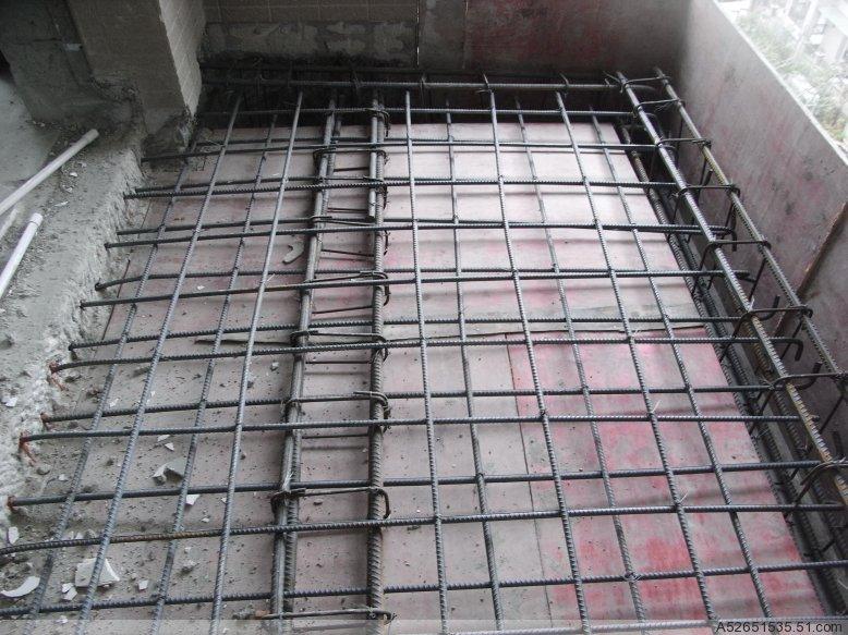 专业做混凝土楼板和楼梯