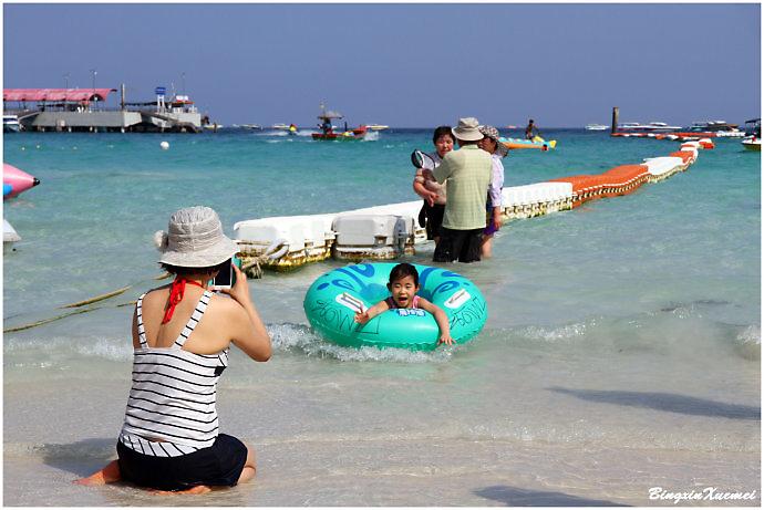 家在深圳  旅游休闲 旅游日志  > 泰国金沙岛——享受大海.阳光.