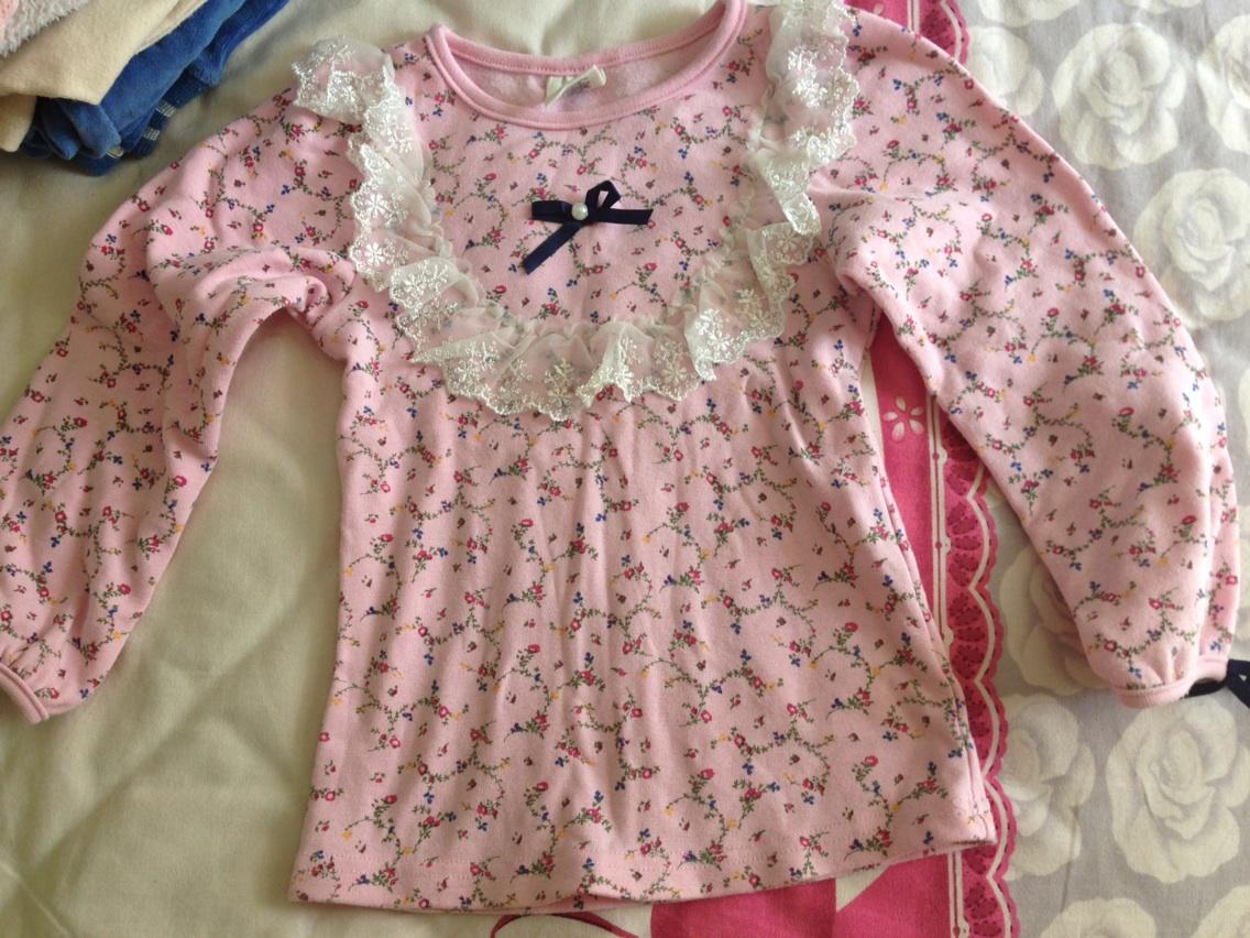 一岁到四岁女宝宝冬衣
