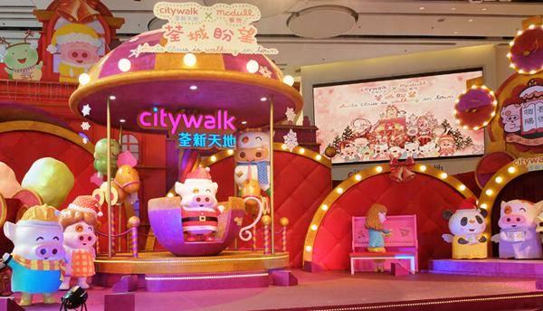 2013圣诞节香港商场节目大全