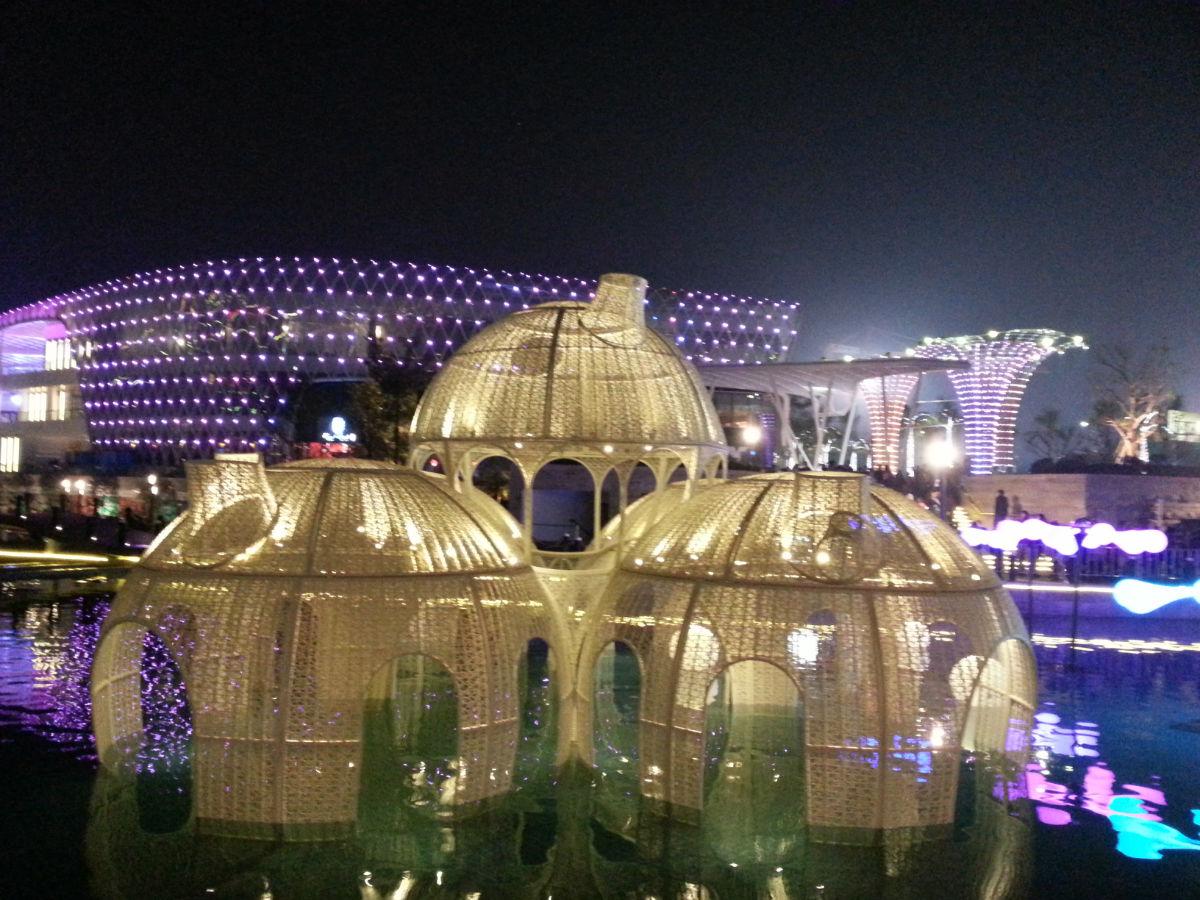 家在蛇口----深圳最浪漫的地方:新海上世界