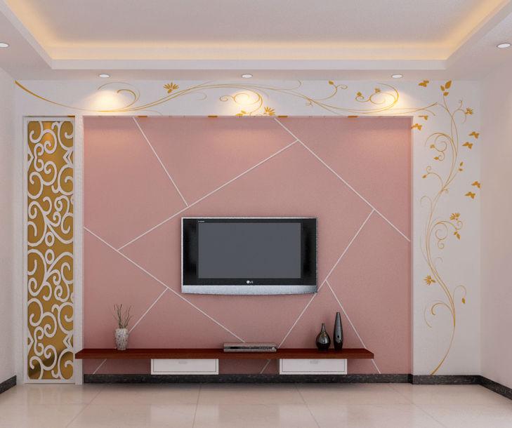 店员强烈建议电视背景墙采用硅藻泥的原因