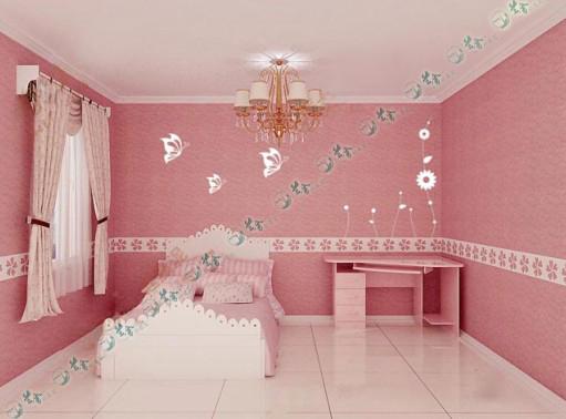硅藻泥做的墙面效果图