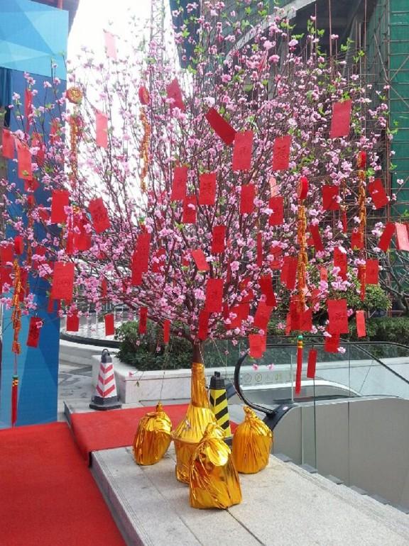 新年营销中心欧式花束