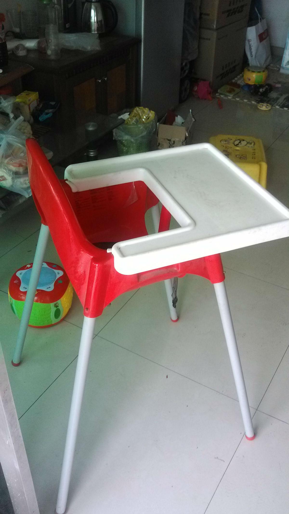 宜家儿童餐椅()