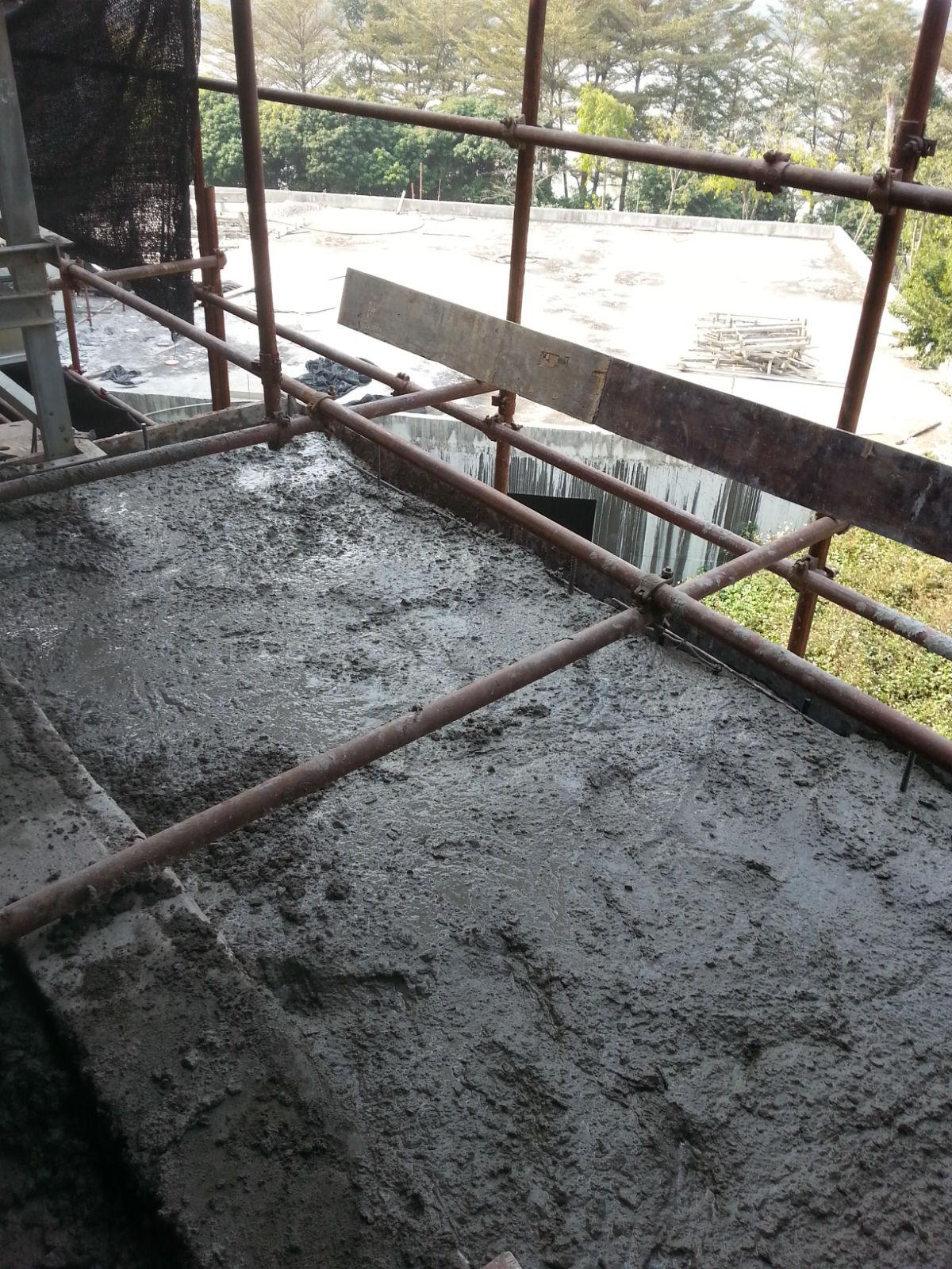 复式阁楼混凝土钢结构扩建技术贴
