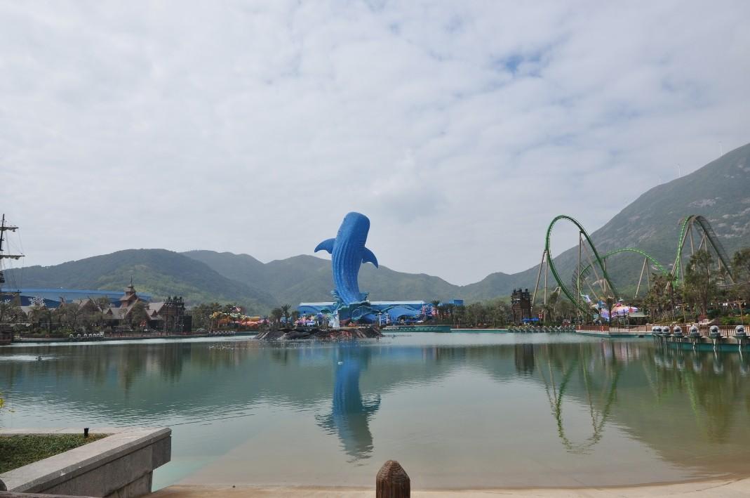 珠海海洋王国游 - 家在深圳