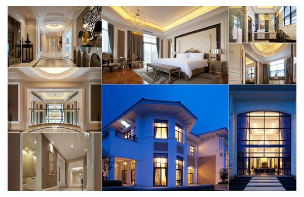 恭祝ksl惠州高尔夫别墅设计发表于《臻藏美墅》