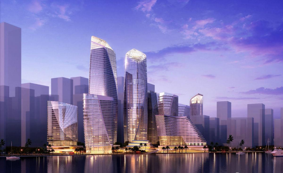 > 深圳前海规划建设图文纪实 (14276楼更新前海最新土地拍卖结果:顺丰