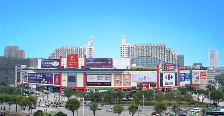 福州宝龙城市广场:引进科拓停车管理系统图片