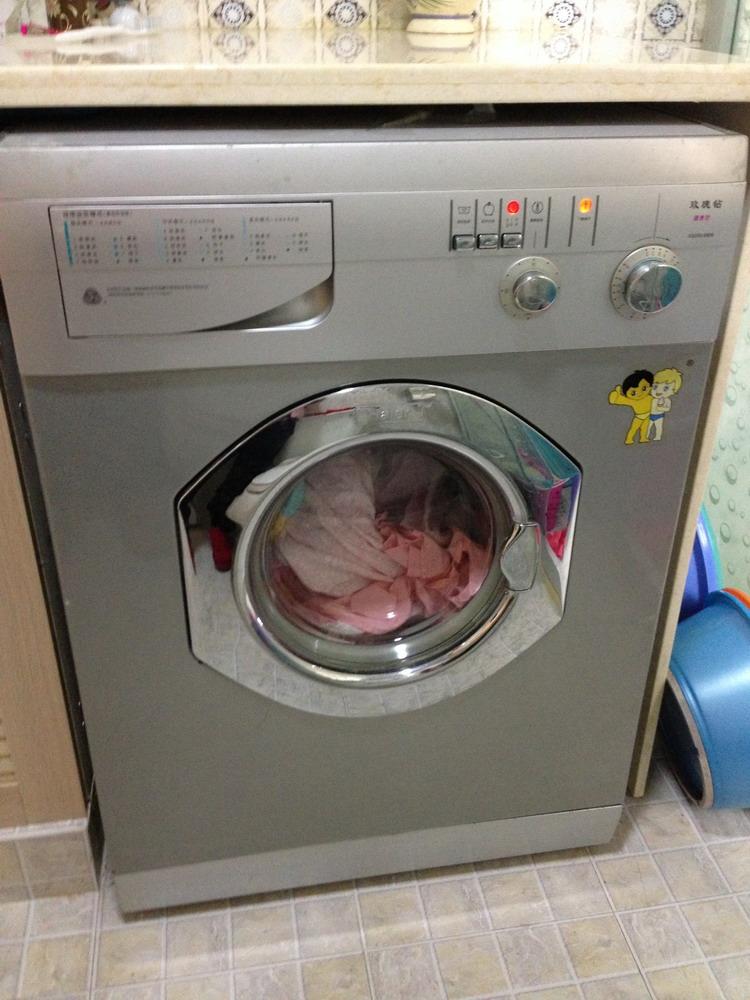 转让海尔全自动滚筒洗衣机!
