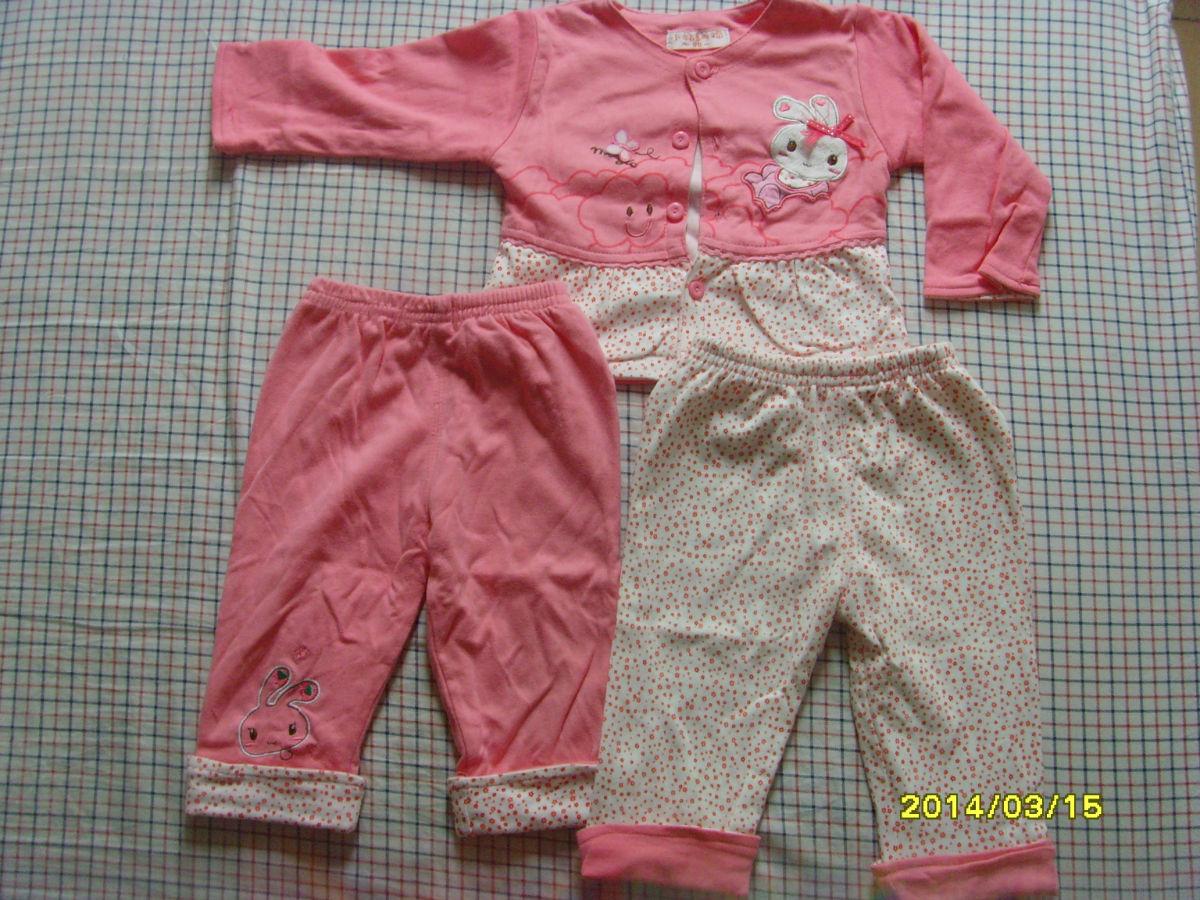 转6个月至1岁半宝宝衣服