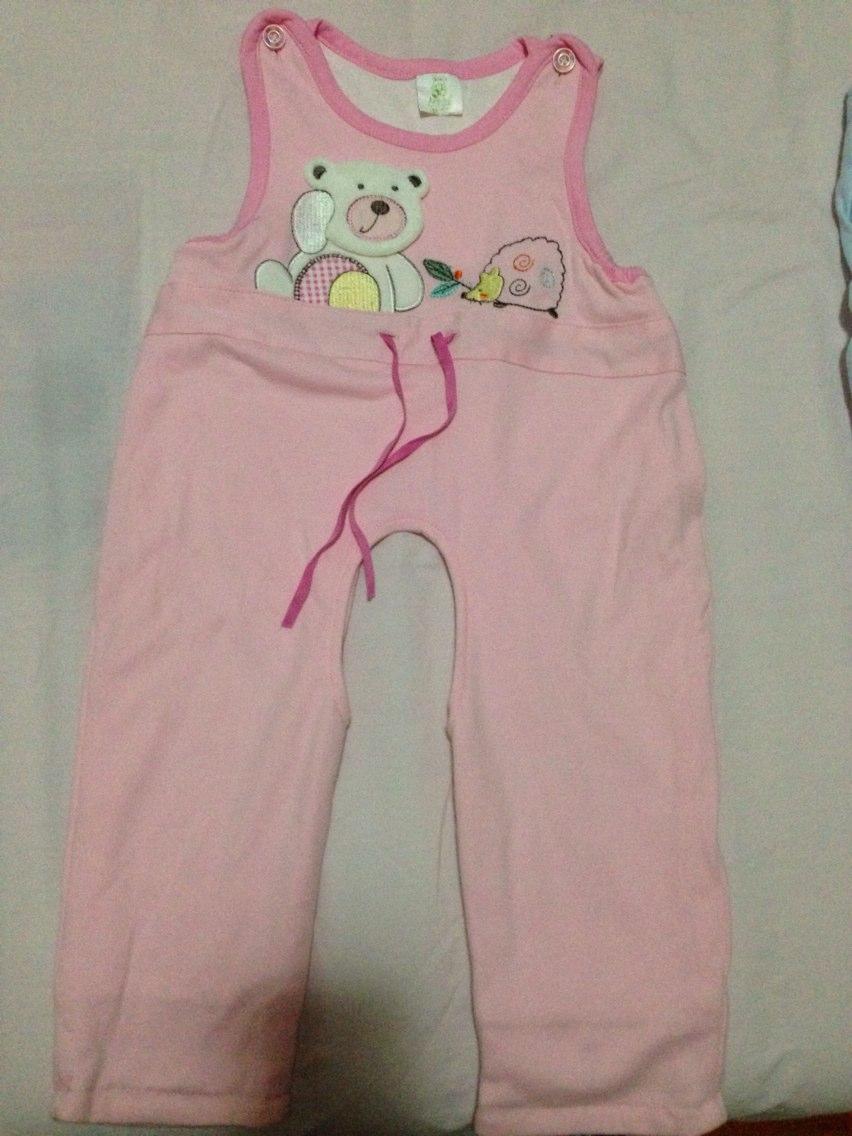 婴儿裤子分前后图解