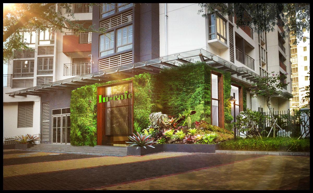 第一家以cam植物为主题的生态景观餐厅,实在漂亮,可惜现在还在装修,特图片