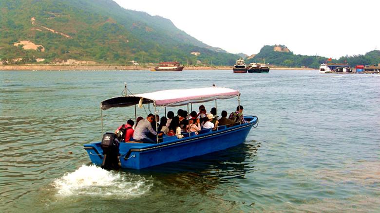 走近东升岛 穿越石牙山 - 家在深圳 - 房网论坛(深圳