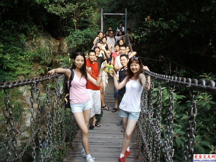 (五一假期及周末)河源桂山风景区客家风情休闲一日游
