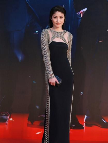 香港金像奖2014女明星红毯服饰盘点