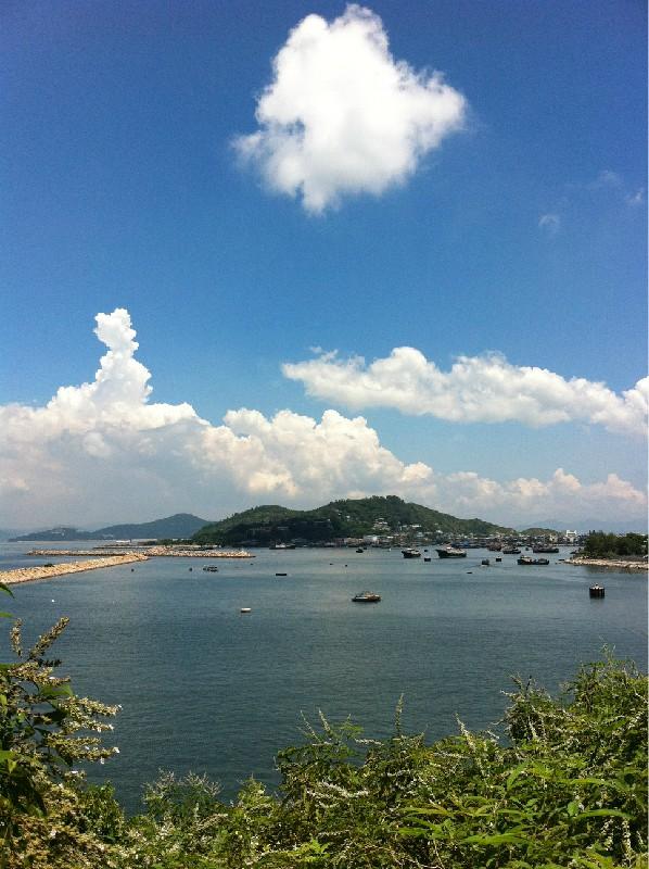 香港离岛—长洲亲子游