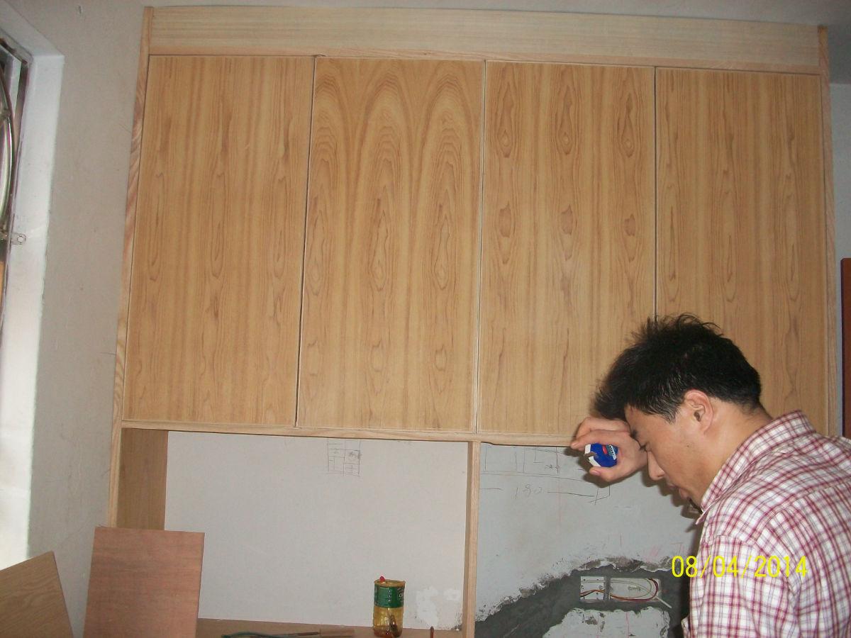 蛇口木工制作衣柜 木器家具
