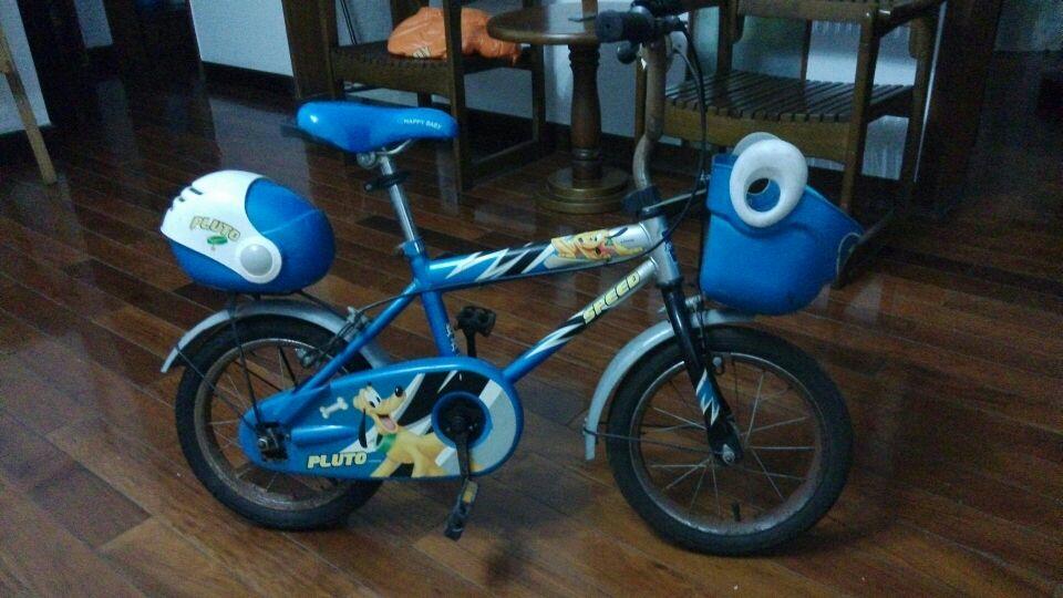 转让儿童自行车,儿童座椅