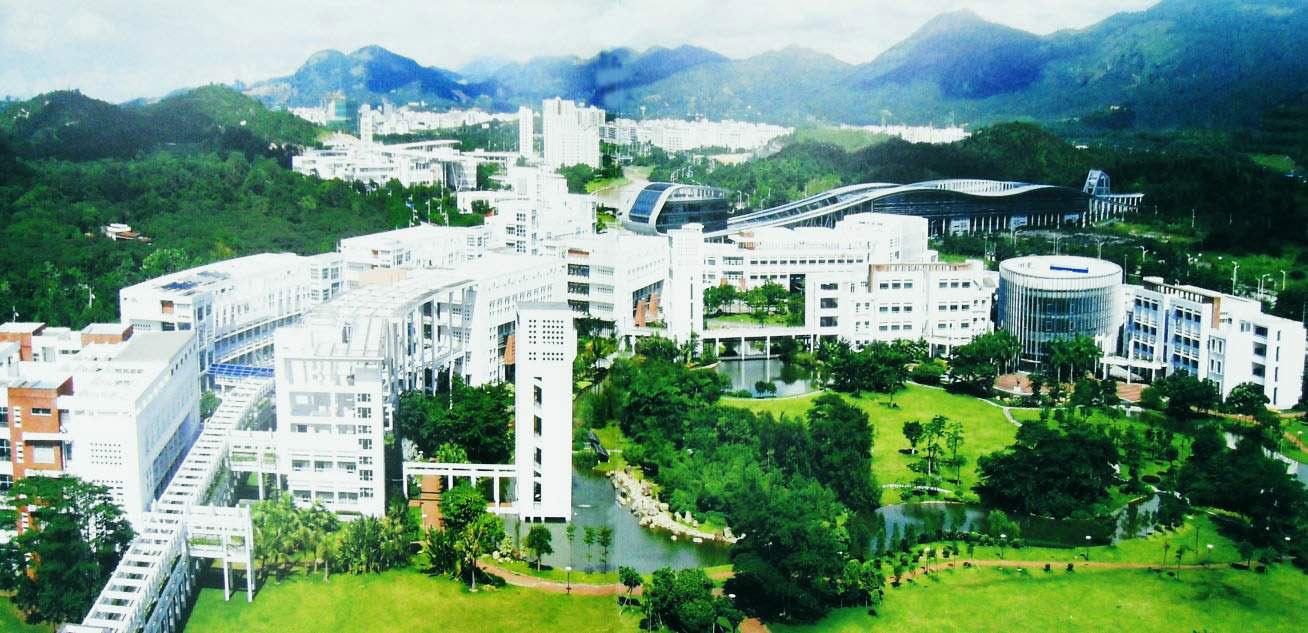 """那么,深圳大学城,就是一个""""面包房"""",为这个城市的文化升级提供着食粮"""