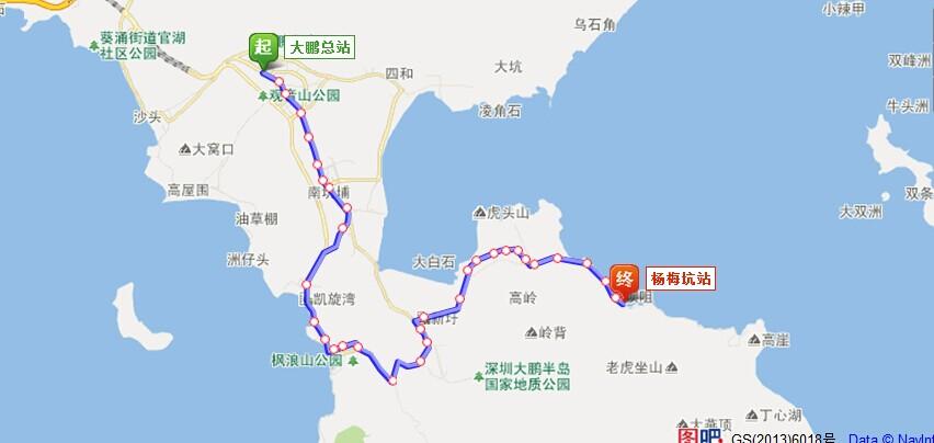 厦门深圳码头地图