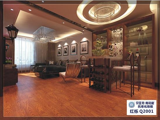 家装风格之木地板颜色的搭配技巧