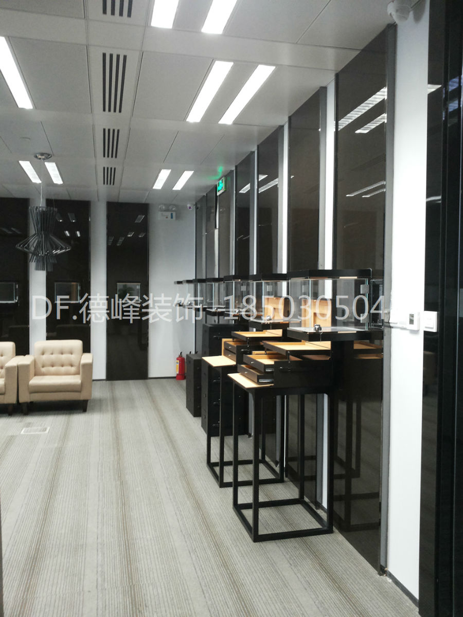 深圳办公室装修设计 -京基100泽山堂设计装修施工