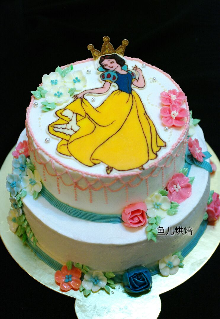 蛋糕(附详细制作过程)