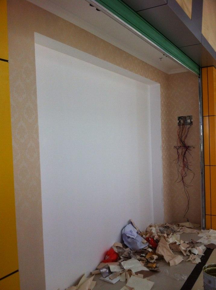 墙纸施工图 - 家在深圳(深圳房地产信息网论坛)