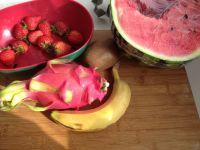 创意水果拼盘,快来学图片