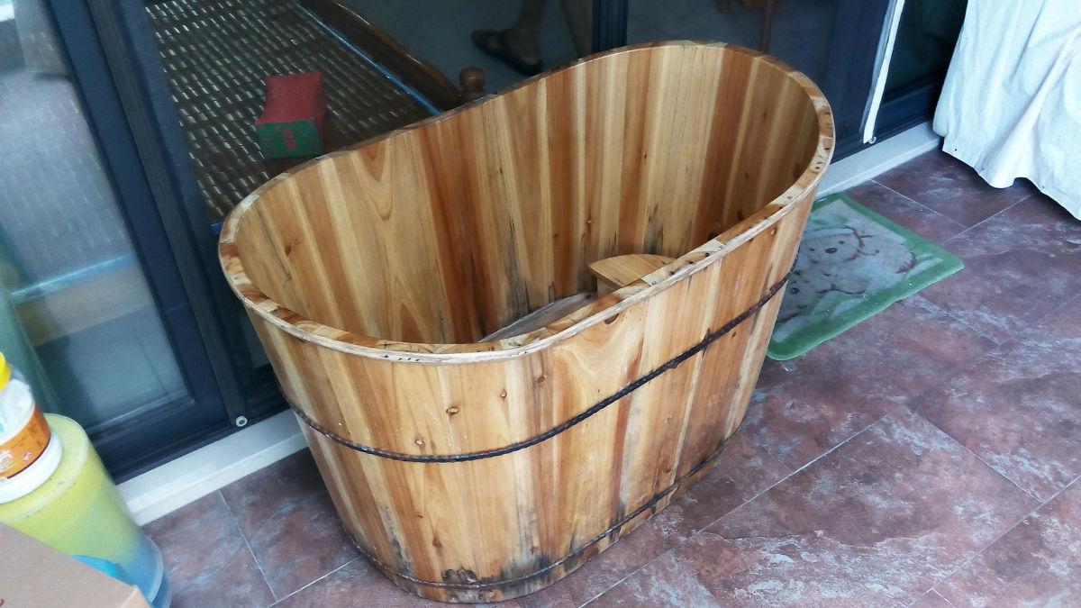 大木桶尺寸