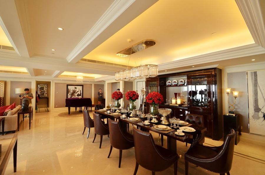【超多美图】东海国际公寓,绝对高度代言深圳顶级豪宅