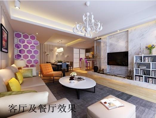 欧式简约房子装修设计图片大全