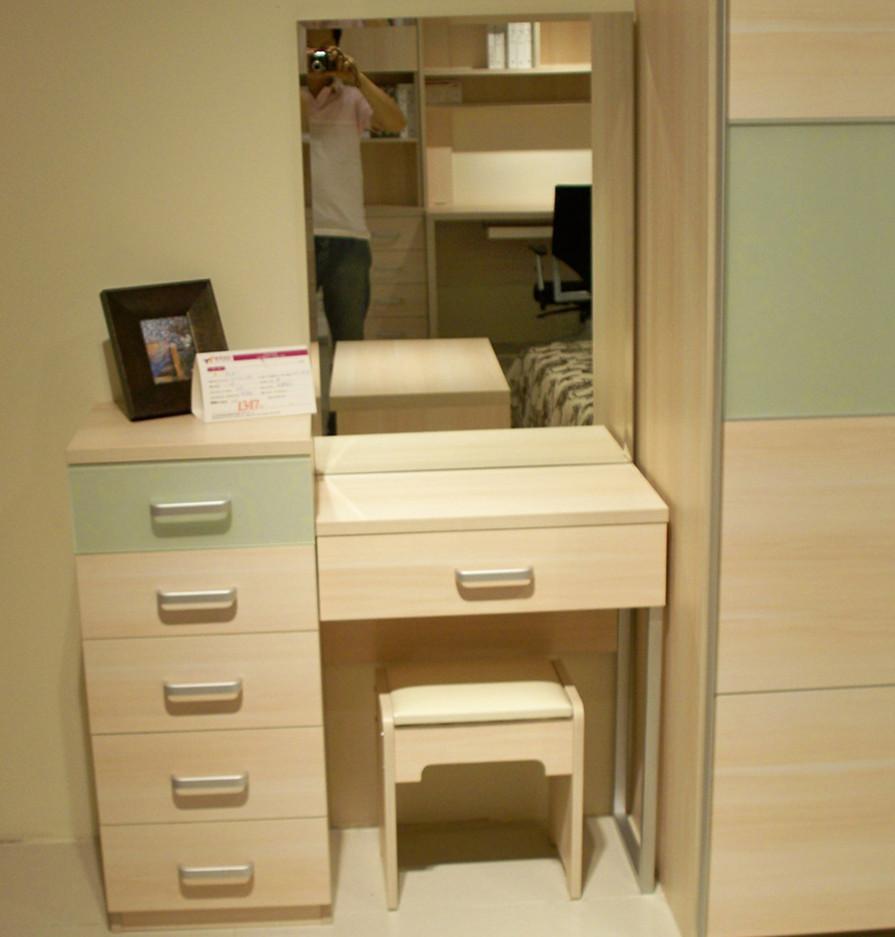 定制家具,梳妆台的设计与注意事项