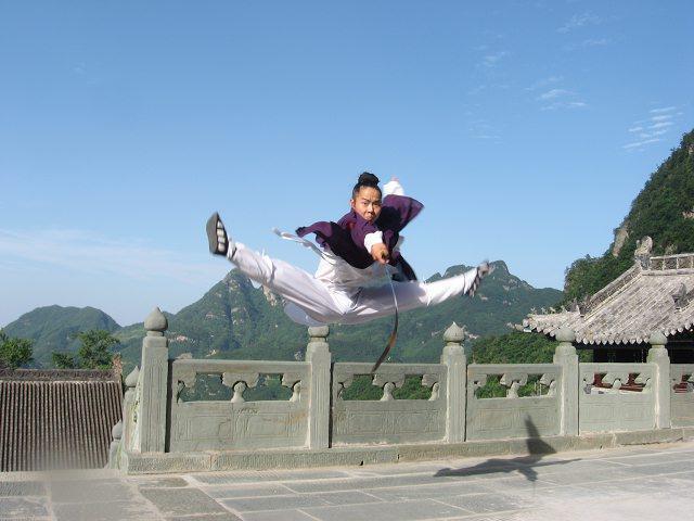 家在深圳  业主论坛 长城大厦  > 2014年小儿暑假在武当山国学夏令营