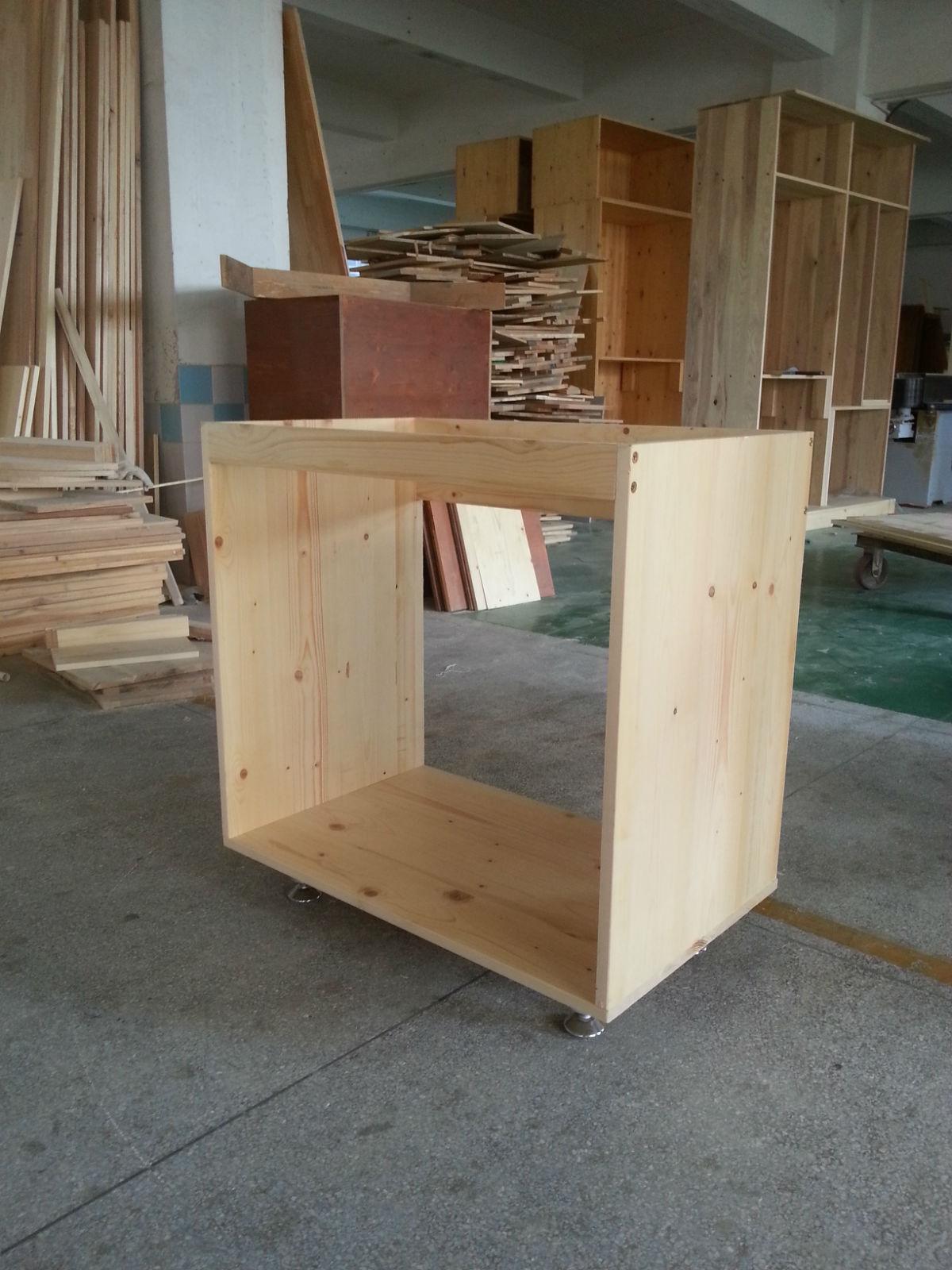 高丽住建图解实木衣柜制作过程
